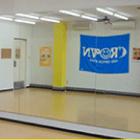 クラウンダンススタジオ市川本校の内観