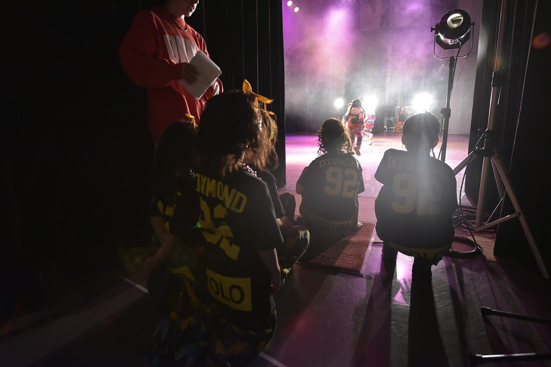 クラウンダンス発表会の写真