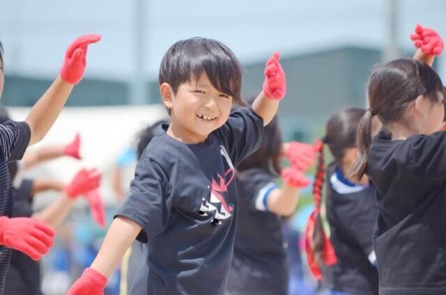 小学校へのダンサー派遣